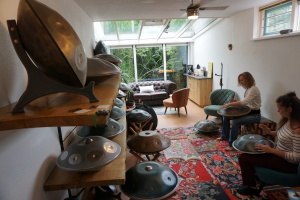 HandPan drum workshop