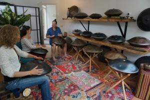 Workshop HandPan drum